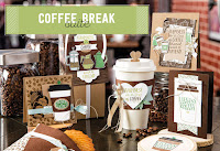 Look more closely at the Coffee Break Product Suite by Stampin' Up!