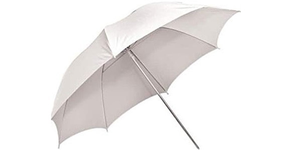 Polaroid Pro Studio 43 White Translucent Umbrella