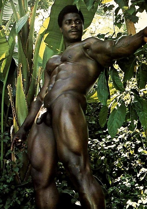 Naked African Men Pictures