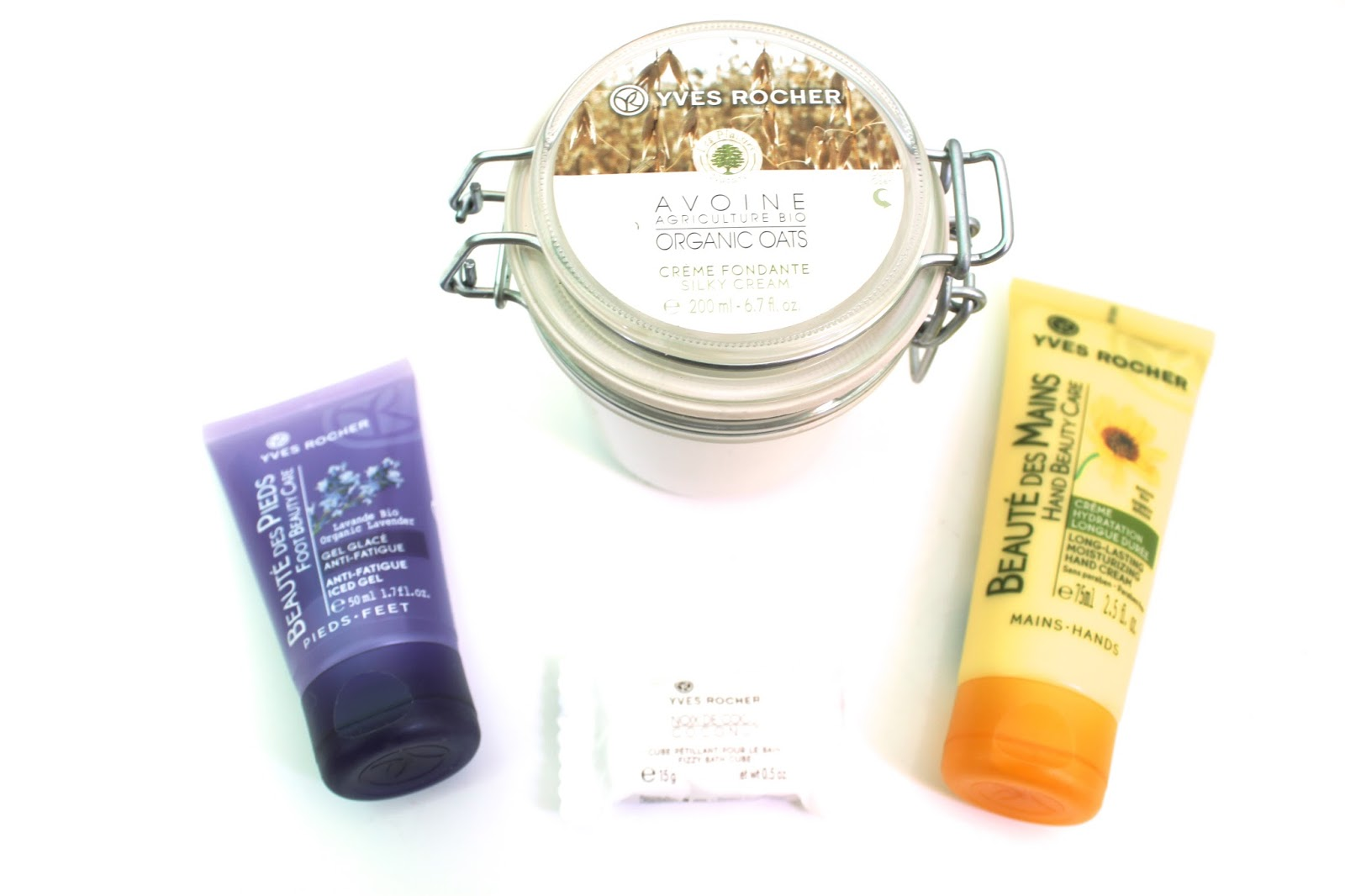 The Giveaway - by Yves Rocher