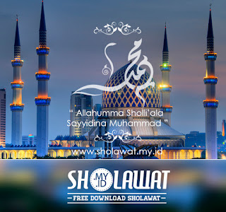 download sholawat nabi terbaru