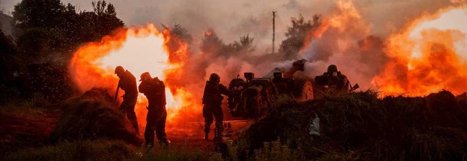 Офіційна статистика втрат артилерії ЗСУ в 2014-2016 роках
