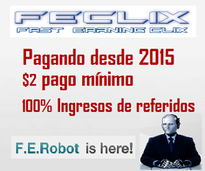 Feclix Pagando Desde 2015