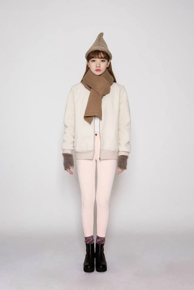 Winter Fashion Korean