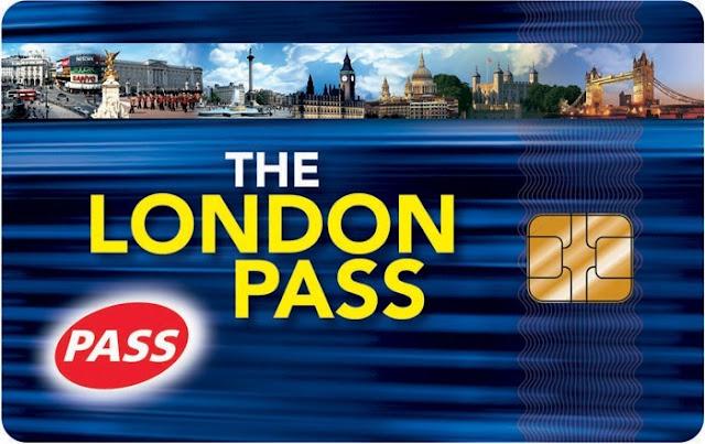 Cartão London Pass