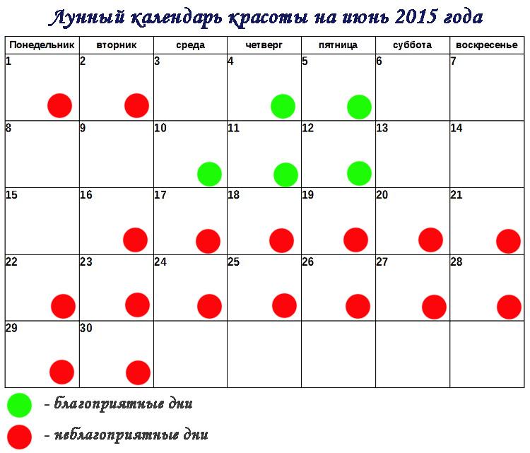 худеем по лунному календарю 2017