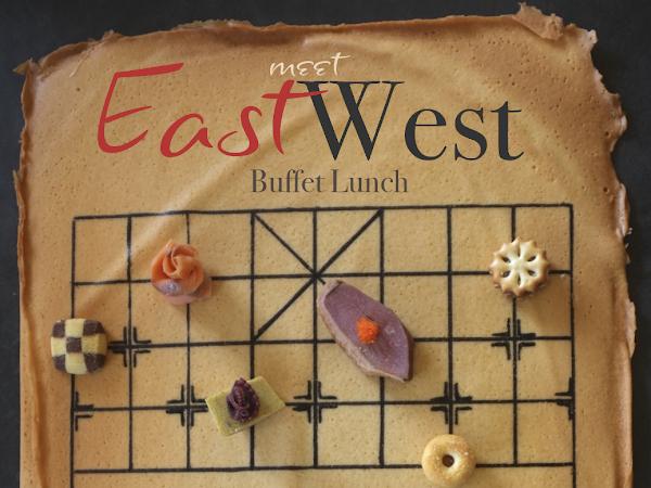 East Meet West Buffet Lunch @ Ixora Hotel, Penang