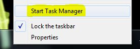 how to open task manager simple ways