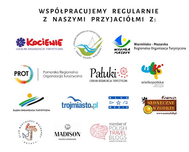 Wspierający Fundację Ruszaj w Drogę!