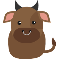 cattle-bull-flat-icon