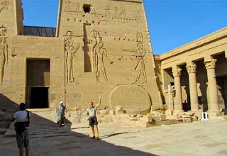 Temple of Isis Philae Egypt