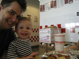 at Five Guys