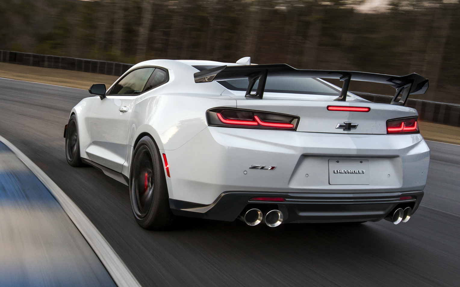 Chevrolet Camaro Zl1 1le 2018 Fotos E Especifica 231 245 Es Car Blog Br