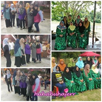 Intan Suraya Resort, Sungai Siput... Reunion Yang  Happening!!!