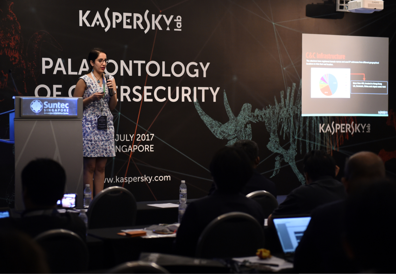 Kaspersky Lab reports on resurgent threat actor targeting South China Sea area