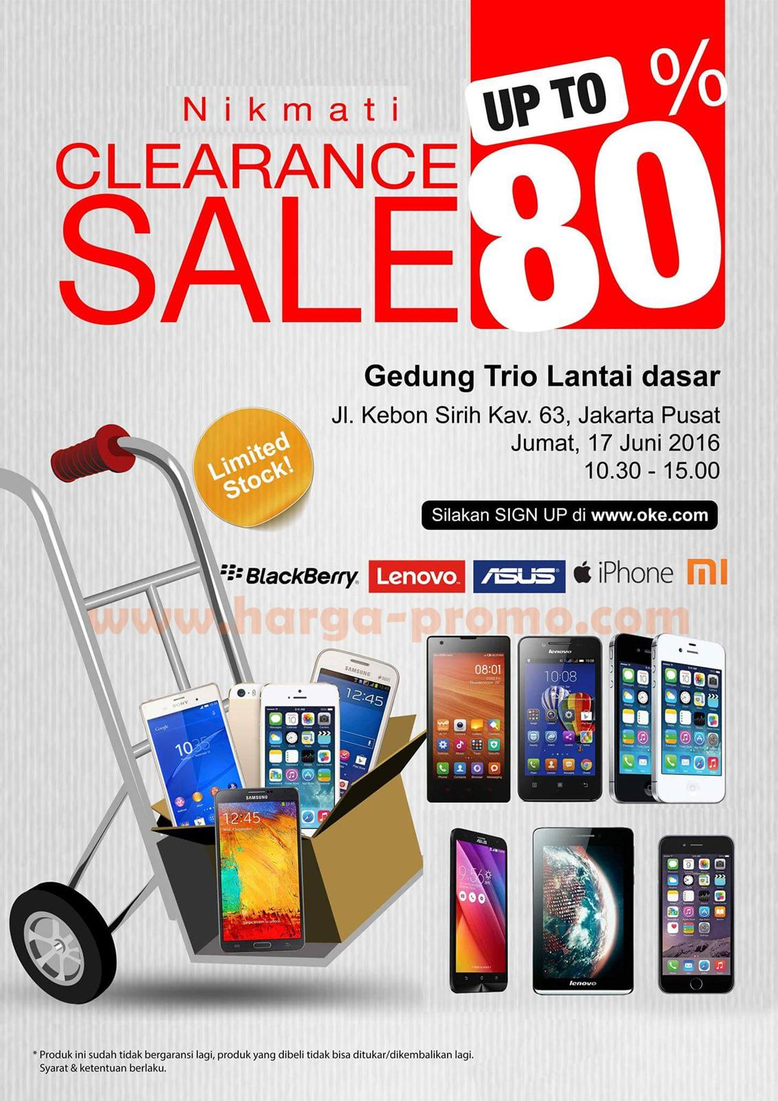 Promo oke shop terbaru clearance sale up to 80 periode 17 juni 2016 promo oke shop terbaru clearance sale up to 80 periode 17 juni 2016 reheart Image collections