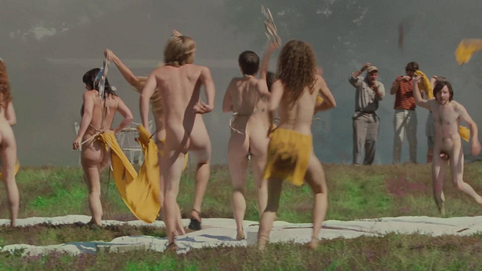 Playground nudity