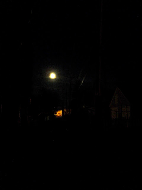 edmonton moon