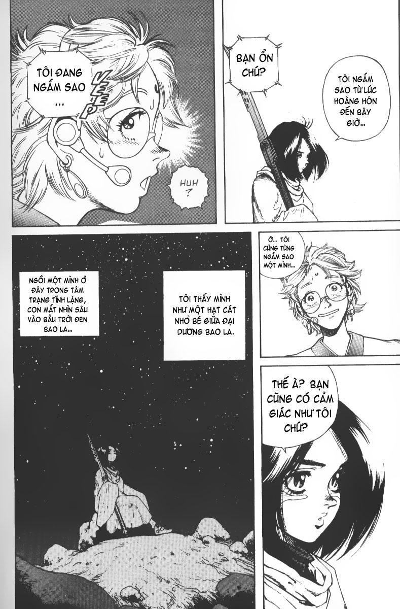 Battle Angel Alita chapter 36 trang 16