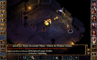 Adalah sebuah game RPG yang akan membawa pengalaman klasik memainkan game dengan judul yan Unduh Game Android Gratis Baldur's Gate Enhanced Edition apk + obb