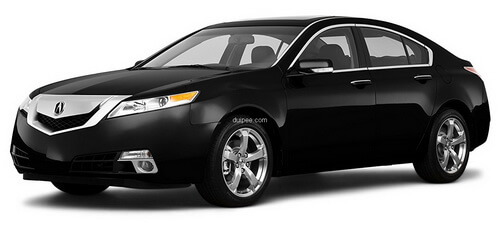 2010 Acura TL Prices, Reviews and Pictures