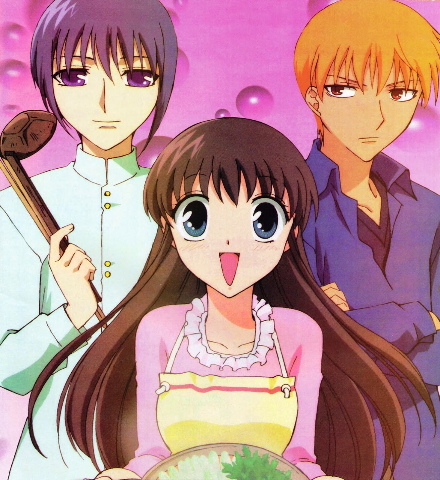 Moonlight Summoner's Anime Sekai: Fruits Basket フルーツバスケット