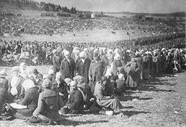 Tammisaari Vankileiri 1918
