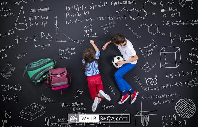 Matematika Allah Memang Lucu, Jangan Sampai Berpikir Dua Kali Ya!