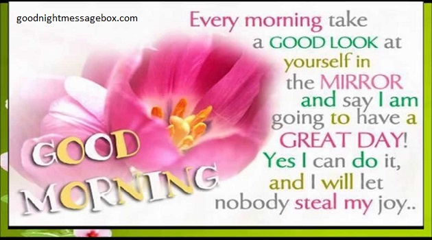 Good morning love quotes to him