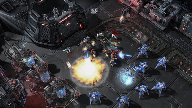StarCraft II Legacy of the Void PC Full Version Screenshot 1