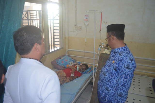 Senyum Bahagia Keluarga, Supriyanto Akan Dirujuk ke Palembang