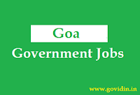 Latest Goa Government Job Notifications 2018
