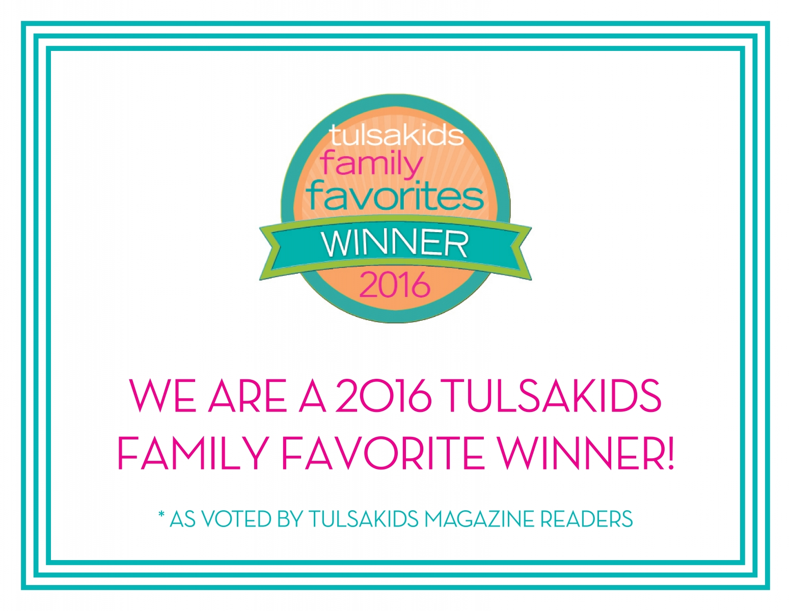 Encore tulsa about us tulsa is currently recognized as tulsas best entertainment by tulsakids magazine joshua and mindy barker have received the you make a difference award 1betcityfo Images