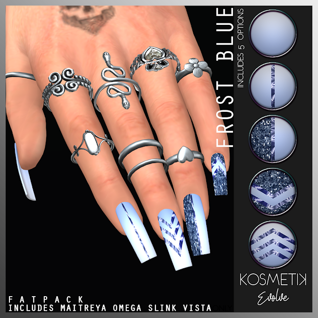 .kosmetik for Applique [FEB 15]