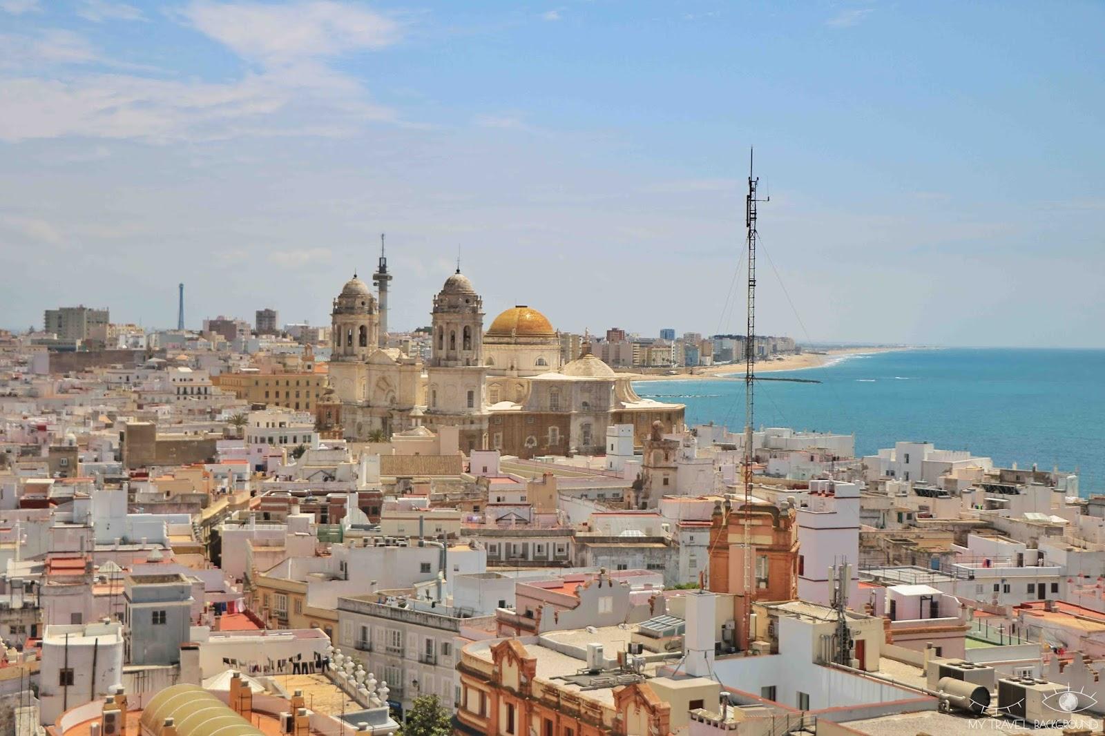 My Travel Background : mon road trip de 10 jours en Andalousie, Espagne : itinéraire et infos pratiques - Cadix