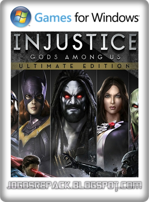 DOWNLOAD Injustice Gods Among Us (PC) Dublado PT-BR Completo (PC) TORRENT