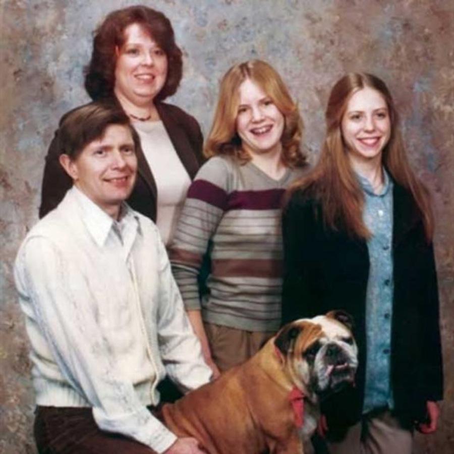 Resultado de imagen para 11 fotos familiares que no tienen perdón