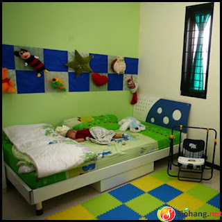 dekorasi kamar tidur yang simple