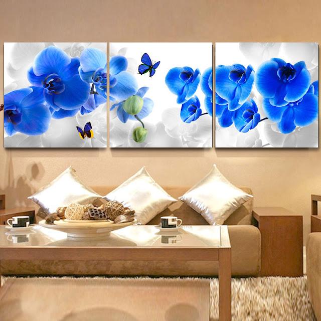 Decoraci n con flores y mariposas para sala decoraci n for Paginas de decoracion de interiores gratis