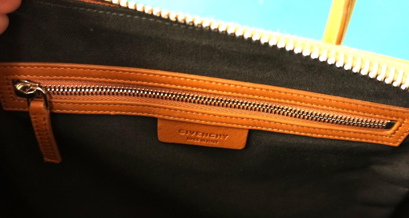 47ed84023928 Bag Review  Givenchy Antigona Medium Metal Edge in Hazel