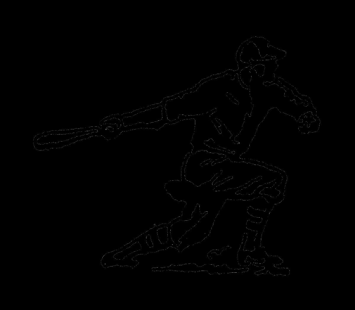 Digital Stamp Design Vintage Stock Sports Clip Art
