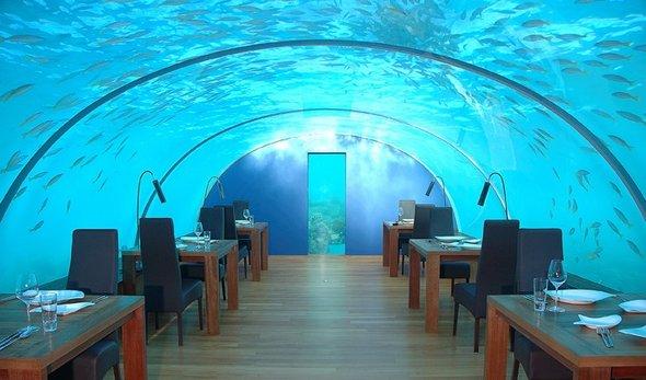Underwater Hotel Dubai Pics
