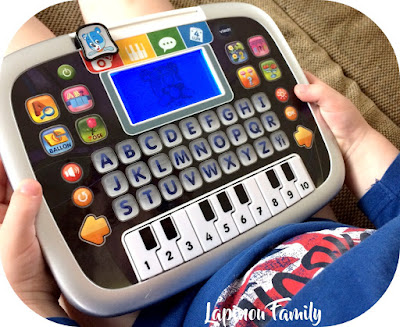 tablette p'tit genius kid vtech