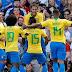 Gol Neymar Dan Firmino Antarkan Brazil Menang 2-0