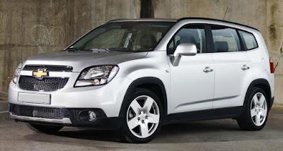 Harga Mobil Bekas Chevrolet (Part 7)