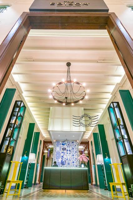 The Edison Hotel Penang
