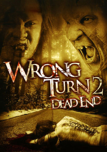 Wrong Turn 2 2007 English 300MBMovies BluRay ORG 480p ESubs