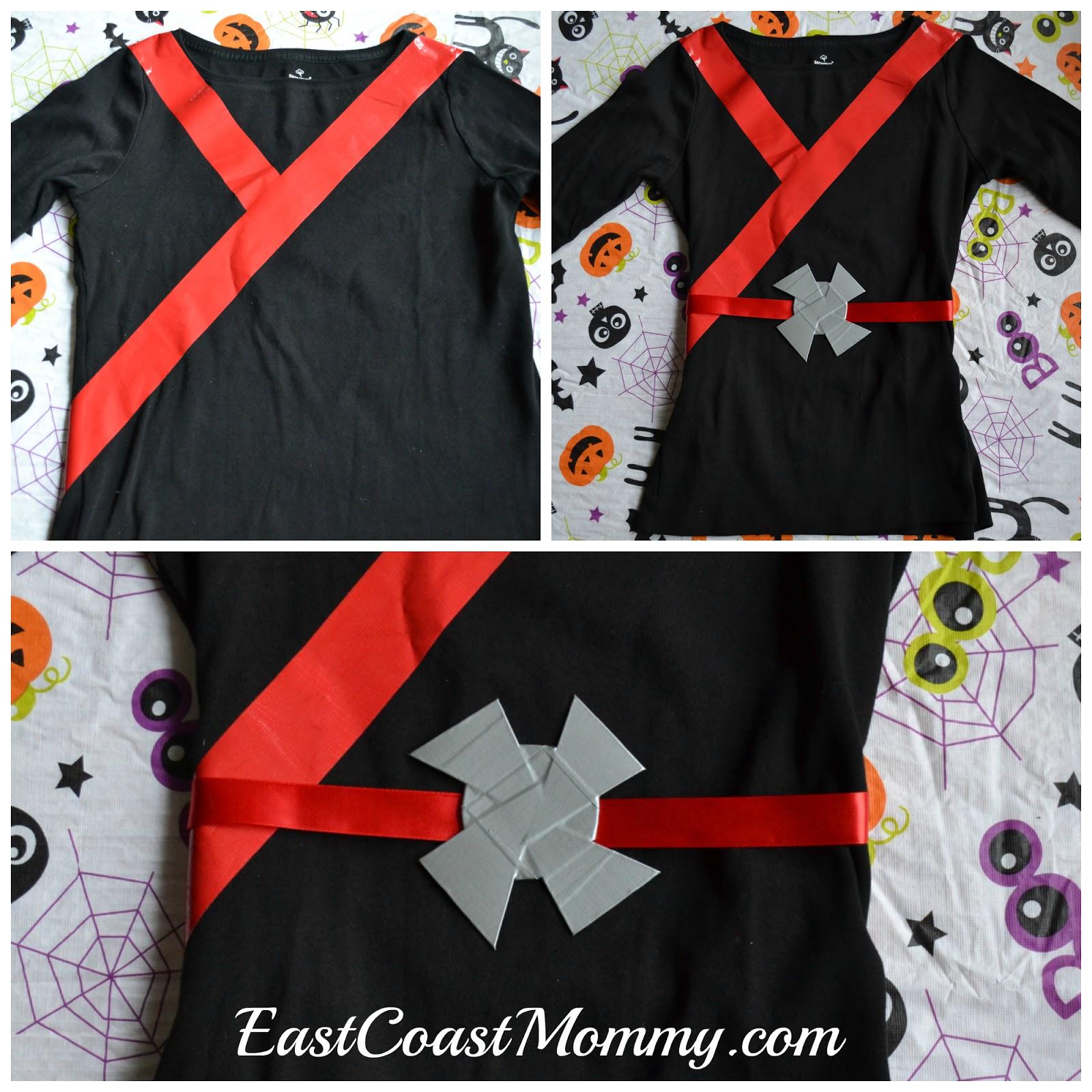 Make A Ninja Uniform 3