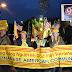 Biểu tình chống văn công Đàm Vĩnh Hưng ở Trung Tâm Cộng Đồng Ấn Độ tại Milpitas