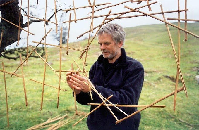 Kunst des Moments: Andy Goldsworthy